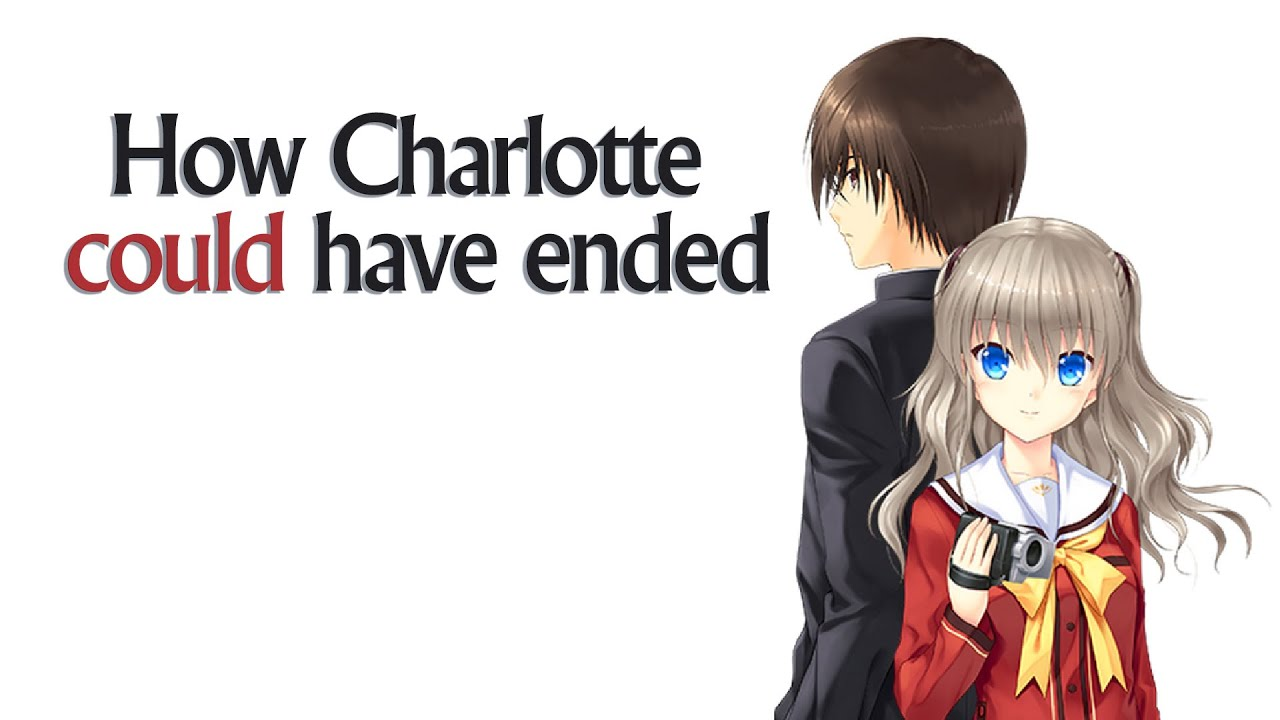 Charlotte: Good Ending VS Bad Ending? Saving the kids from space dust! [AotW]