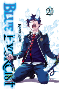 """Which side is evil?"" – Blue Exorcist review by Tina Rou"