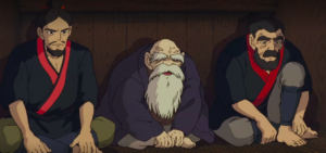 This image has an empty alt attribute; its file name is Ashitaka's-family-Elders1-300x141.png