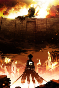 """One heck of a story"" – Attack on Titan S1 review by Potato"