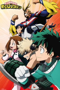 """What does a real Hero mean?"" My Hero Academia review by VladIsLove"